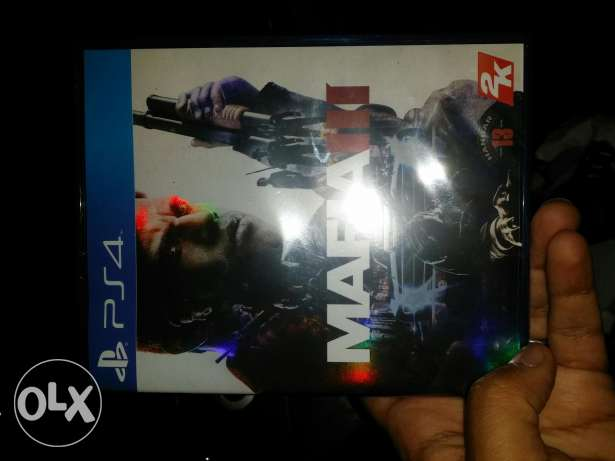 Mafia 3 new and sealed with plastic cover