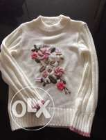 Girls pullover - 6 years (lovely store)