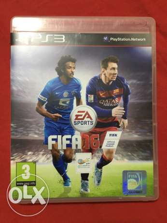 fifa 16 for playstation 3 المقطم -  1
