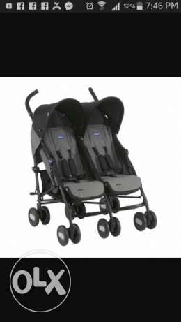 Twin Chico Stroller