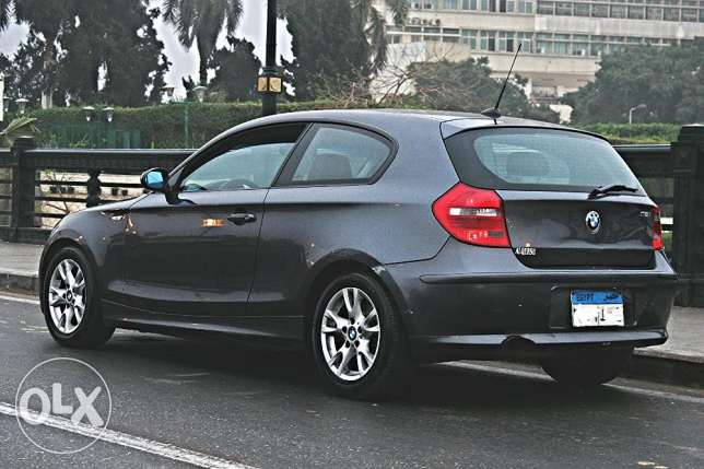 BMW 116i Coupe / Model 2009 / Highline / Automatic / Sunroof