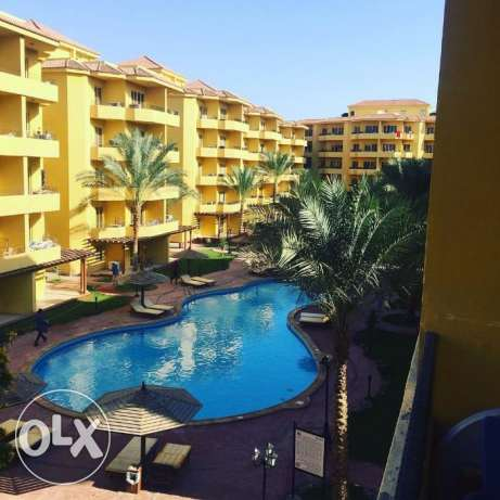 Fully furnished 1 Bedroom Flat with the Shared View, British Resort الغردقة -  1