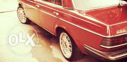mercedes 200 w123 for sale
