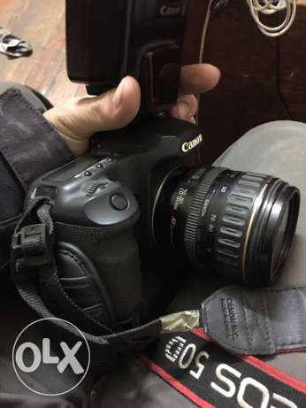 canon 50D with lenses and flash قصر النيل -  3