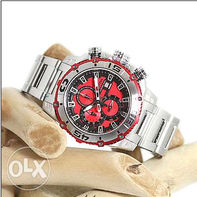 Festina Red Watch