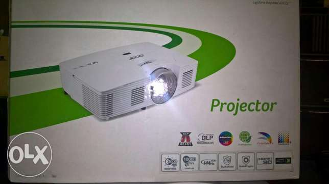 Acer H5380BD 720p Home Theater projector وسط القاهرة -  2