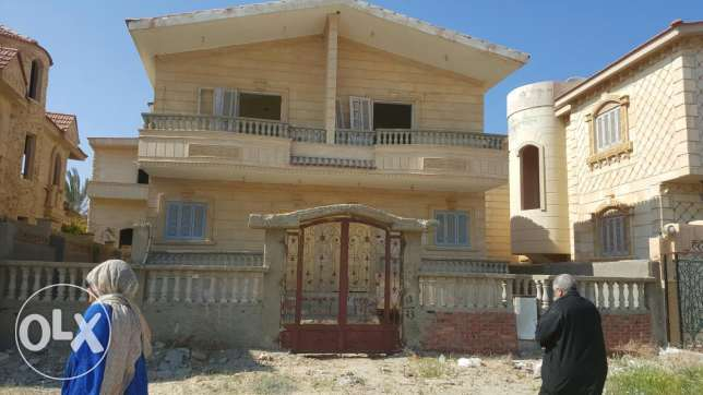 Amazing offer 2 duplexes chalet half finished for 1,800,000le