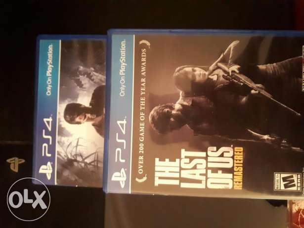 Uncharted 4+last of us