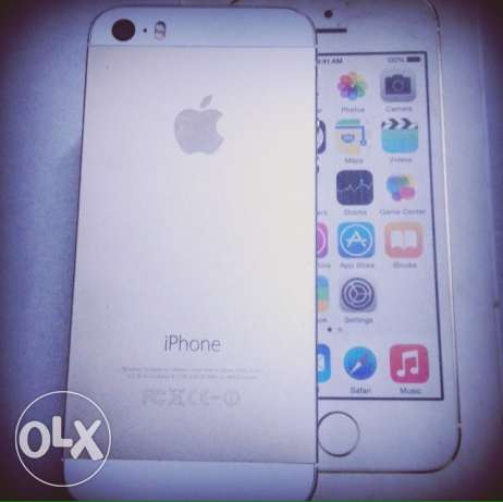 أيفـون ٥إس ــ IPhone 5s 16gb Gold شبرا -  7