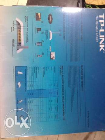 Tp link router طنطا -  2