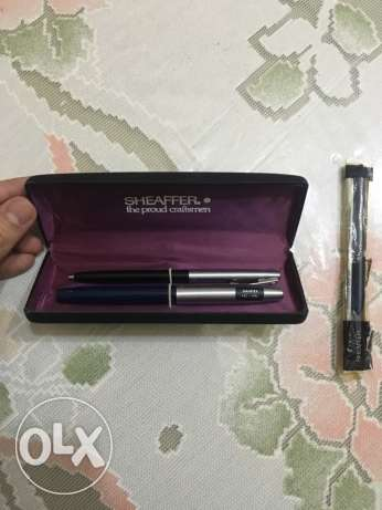 2 Pens Sheaffer 440 fine - ٢ قلم شيفر - وارد امريكا