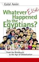 whatever else happened to the egyptians