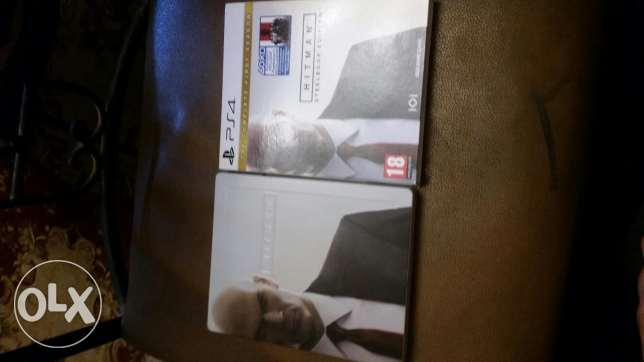 Hitman the complete first season stealbook edition for ps4