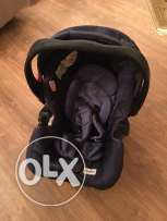 Graco original car seat with base - excellent condition