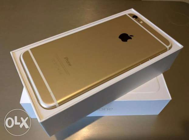 iPhone 6 Plus 16 GB GOLD for sale