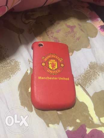 Blackberry Curve Case - Manchester United
