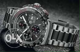 Tag Heuer formula one watches