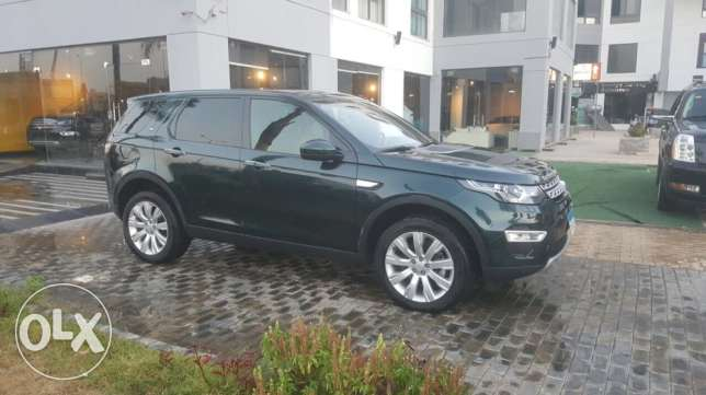 Land Rover discovery sport الشيخ زايد -  2