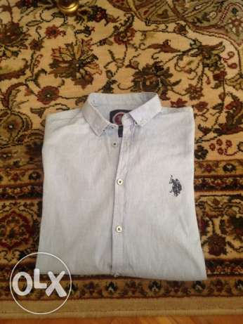 Us polo shirt for men size S