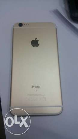Iphone 6 s plus 64 giga for sale مدينة نصر -  1