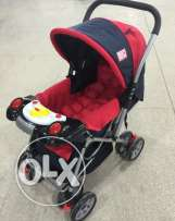 little star baby stroller