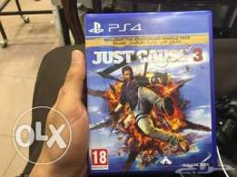 Just cause Arabic ps4