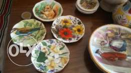 Royal plates collection