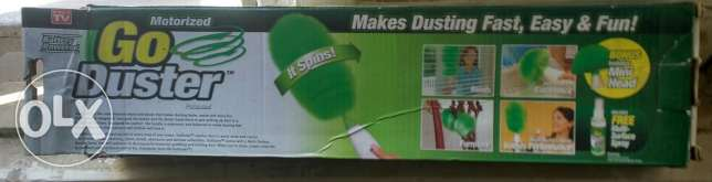 Electric Go Duster - As Seen on TV فرشاة تنظيف الكترونيه​ (( NEW ))