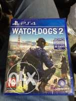 watch dogs 2 arabic new and sealed ps4