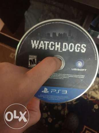Watch dogs and sleeping dogs for playstation 3