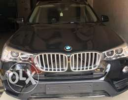 BMW X3 3000 CC Just 3000 km