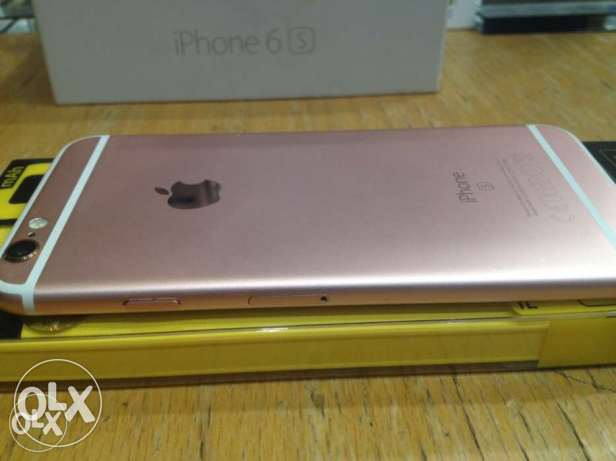 iphone 6s -rose gold 64 giga سان ستيفانو -  3