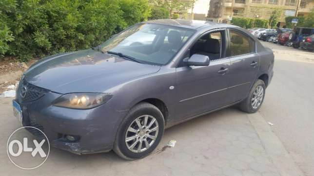 Mazda 3 2008 full option 2nd category multi function, 16 inch rims 97
