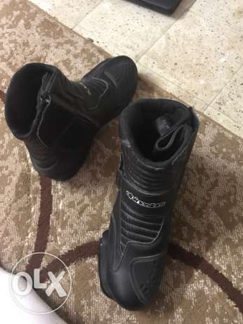 safety shoes جزمه سيڤتي for motorcycle
