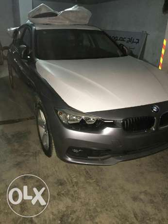 Bmw 320i 2017 zero very special color