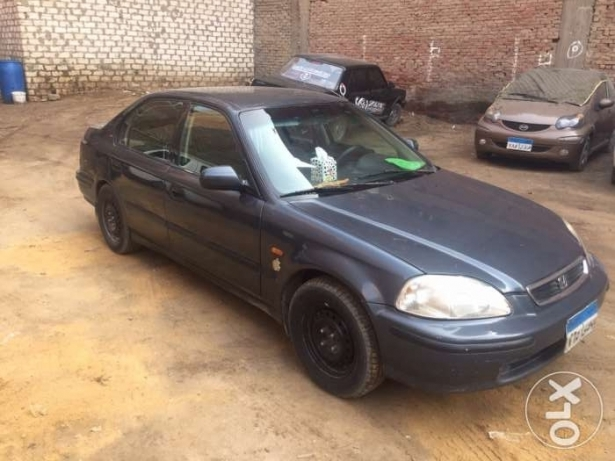 Honda Civic LXI 98