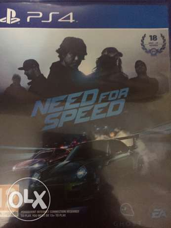 cd pa4 need for speed