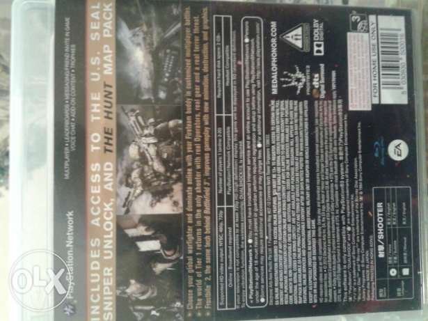 Medal of honor warfighter Limited editon
