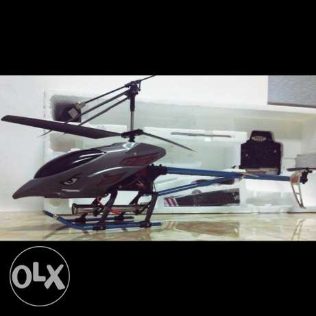 Speed`N`Steady Eagle R\C Helicopter-
