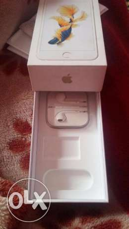 IPhone 6s Plus 64 gold like new وسط القاهرة -  7