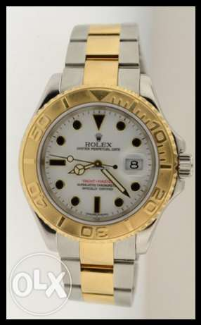 Wanted Rolex Yachtmaster