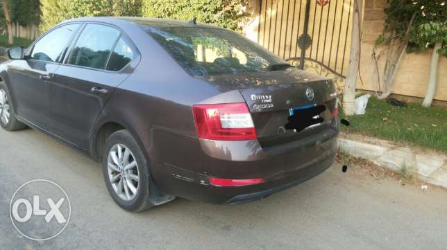 skoda octavia A7 2014 second category القاهرة الجديدة -  1