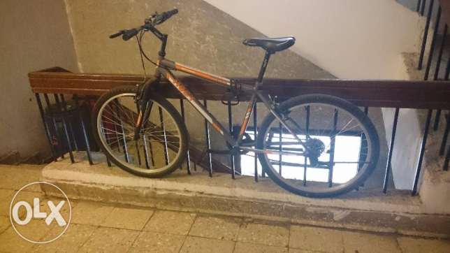 MOST Bike in a great shape, almost not used, 5 speeds, size 26