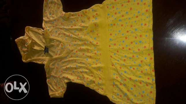 New dress size 8-9 years