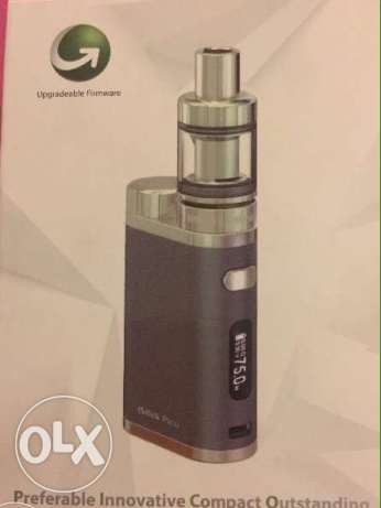 New Istick pico 75 watt with ring and 2 coil with battery and charger
