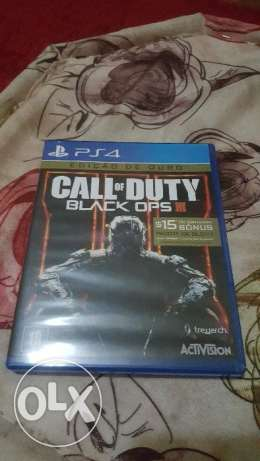 Call of duty black ops lll europe gold edition العاشر من رمضان -  1