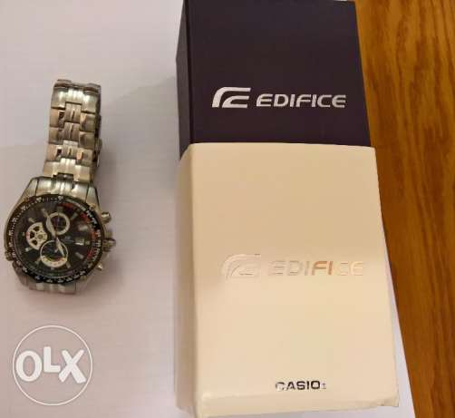 Casio Edifice watch EF-534