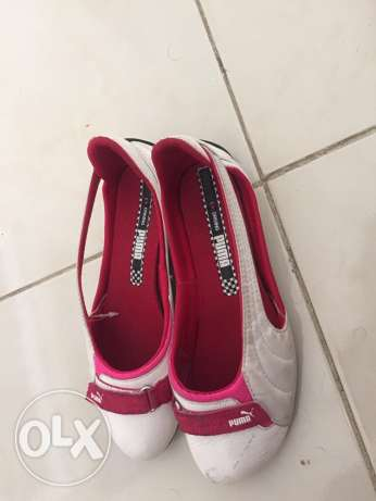 girl shoes puma USA for sale