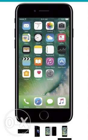 IPhone 7 (32) G Unlocked Us Version الزمالك -  1