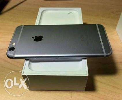 iphone 6 16 GB space grey as new with original accessories القاهرة -  4